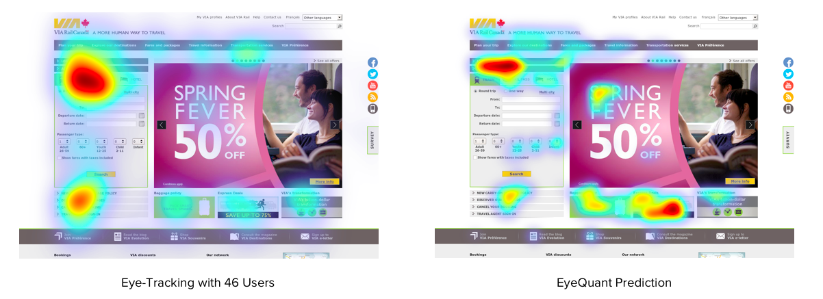 eyequant eye-tracking