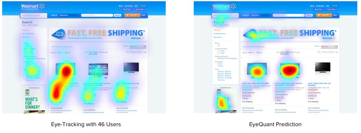 eyequant vs eye-tracking