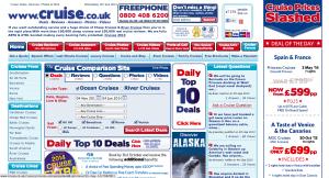 Cruise Homepage